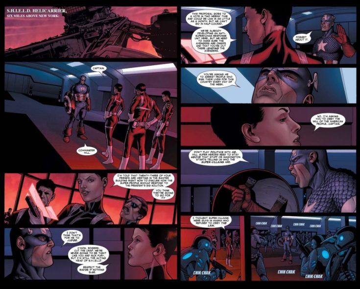 Marvel, marvel comics, civil war, marvel civil war, captain america civil war, accountability, transparency, freedom, security, depepi, depepi.com, anthropology, geek anthropology