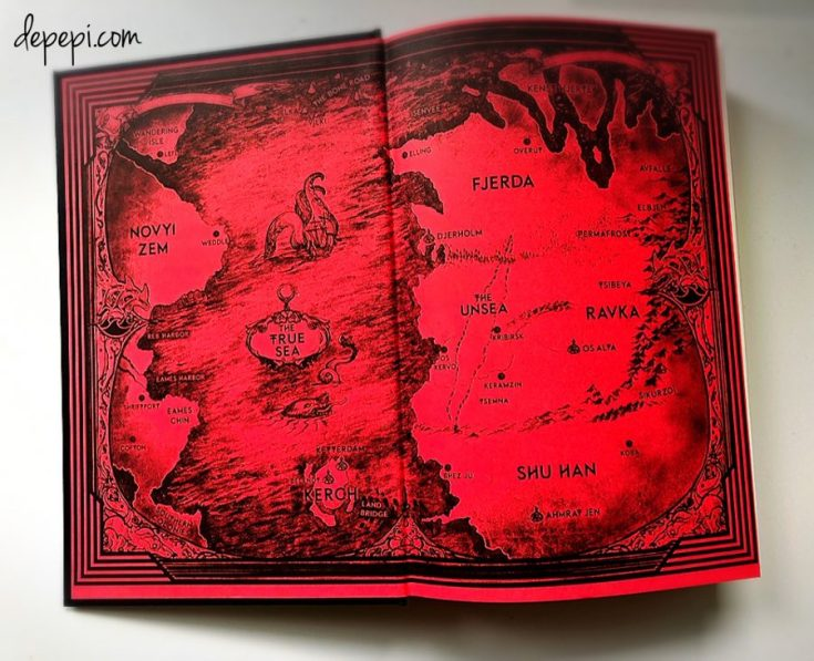 six of crows, six of crows collector's edition, Leigh Bardugo, depepi, depepi.com, review