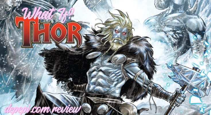 what if?, what if Thor, Thor, what if Thor was raised by Frost Giants, marvel, comics, thorsday, depepi, depepi.com