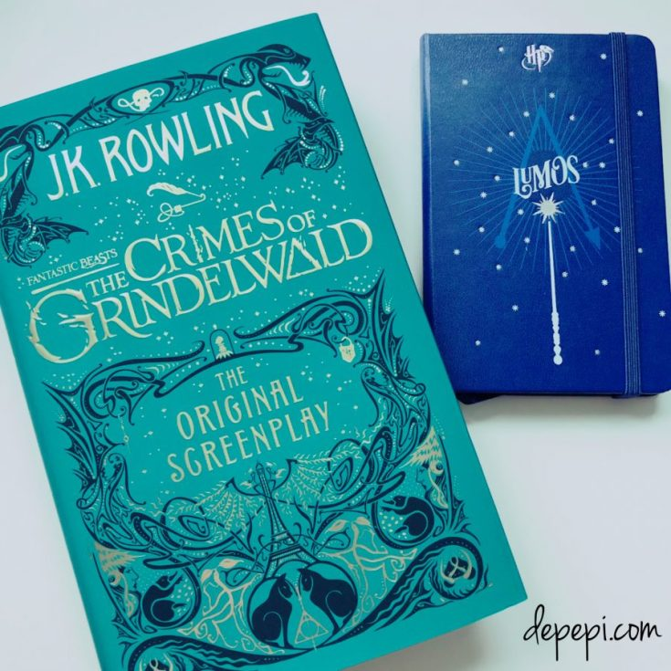 Fantastic Beasts: The Crimes of Grindelwald, Fantastic Beasts, JK Rowling, Waterstones, Brighton, depepi, depepi.com