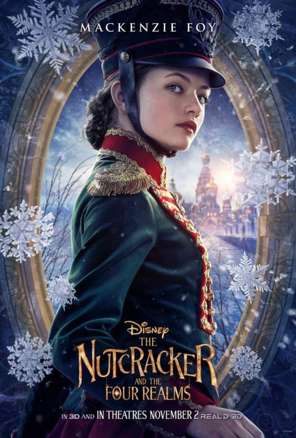 The Nutcracker and the Four Realms, the nutcracker, Disney, depepi, depepi.com