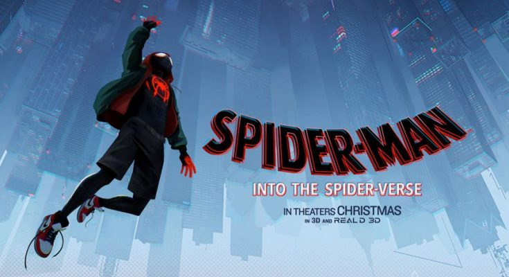 Spider Man Into The Spider Verse So Cool Depepi