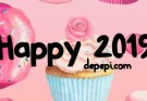 happy new year, happy 2019, happy new 2019, 2019, dePepi, depepi.com