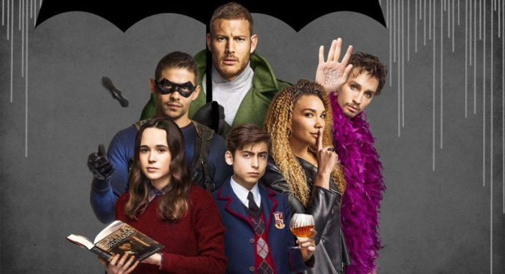 the umbrella academy, Klaus Hargreeves , Netflix, depepi, depepi.com