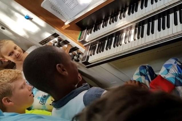 Muziek maakt school