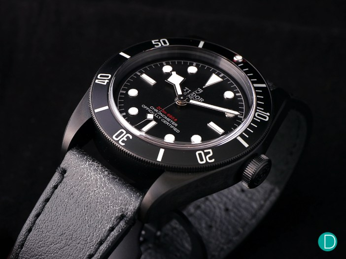 The Tudor Black Bay Dark is very handsome watch which will prove to be reliable, accurate and robust.