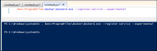 Run Linux And Windows Containers Side-By-Side (Beta) - Deploy