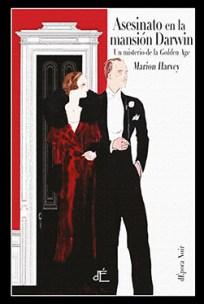 """""""Asesinato en la mansión Darwin"""", de Marion Harvey."""
