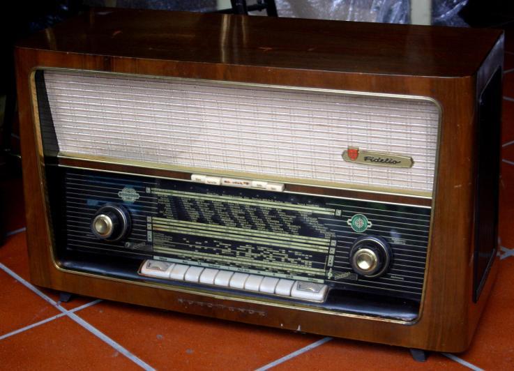 Radio Nordmende Fidelio 59/3D