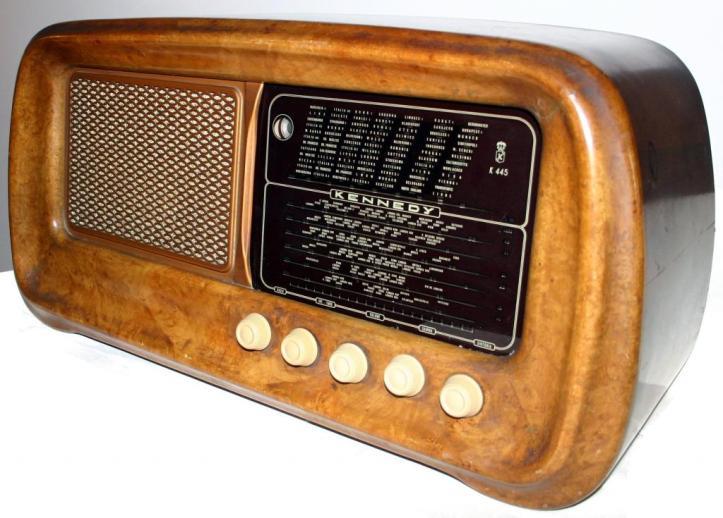 Radio Kennedy K445