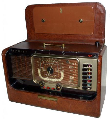 Radio Receiver R-520/URR