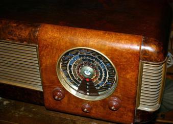 Radio Imcaradio Pangamma IF121