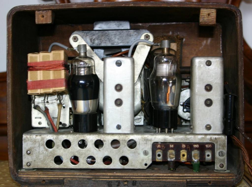 Radio Marelli Alauda - telaio