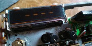 Blaupunkt Bremen SQR46 LCD Display