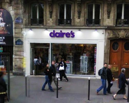 Claire's Paris