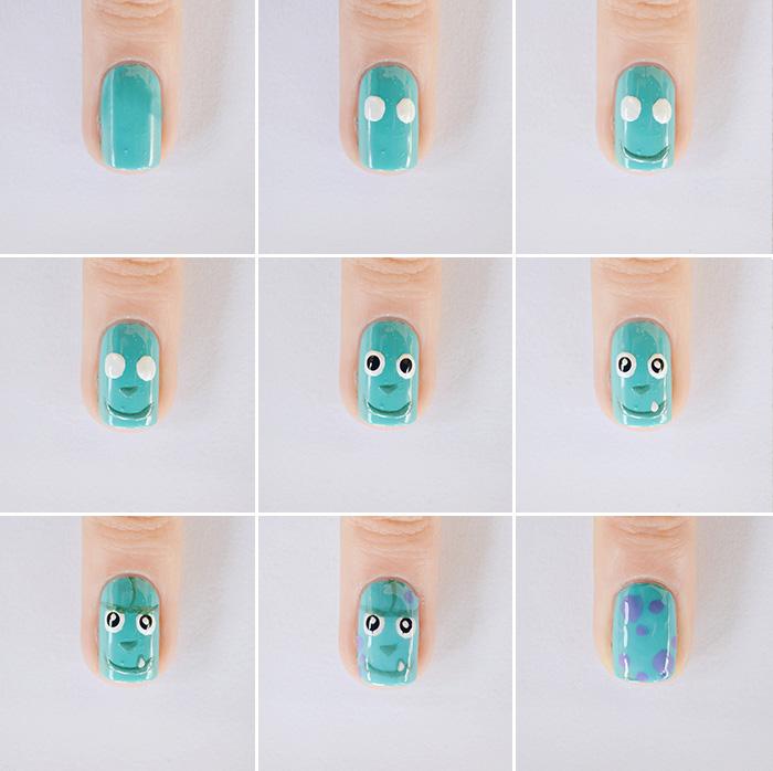 nail-art-monstros