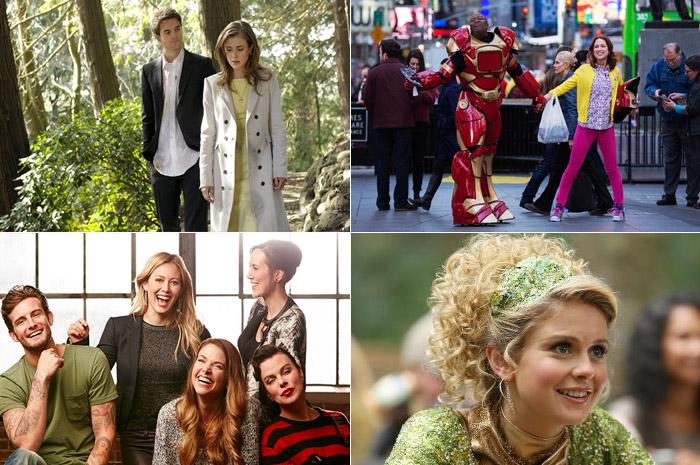 6 séries que estreiam em março
