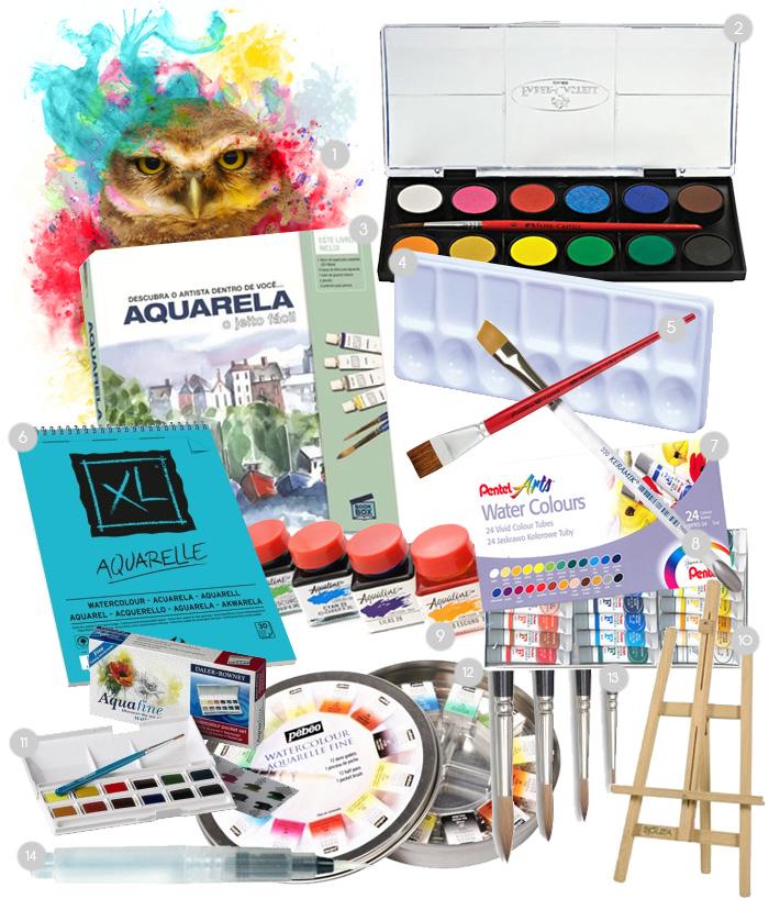 comprar-itens-aquarela-iniciantes