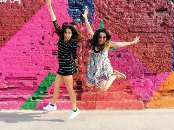 pulando