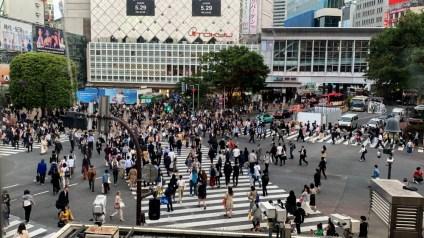 Tokyo_Shibuya crossing_Rafaela Yamaki