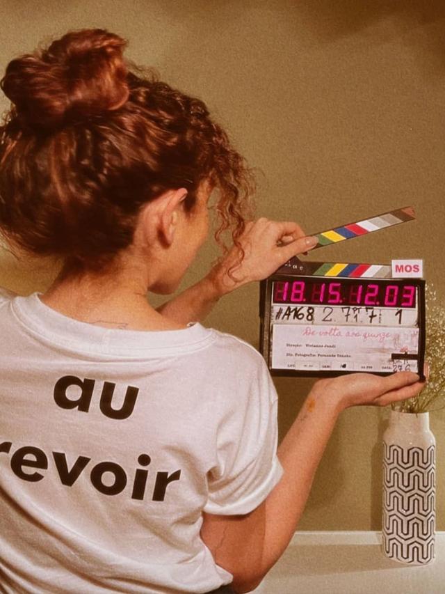 "Bastidores da série ""De Volta Aos Quinze"" da Netflix"