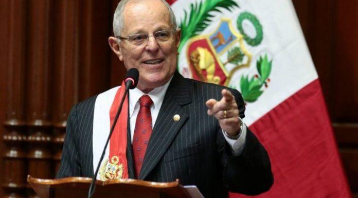 Imagen PPK 28 de Julio Mensaje Presidencial por Fiestas Patrias