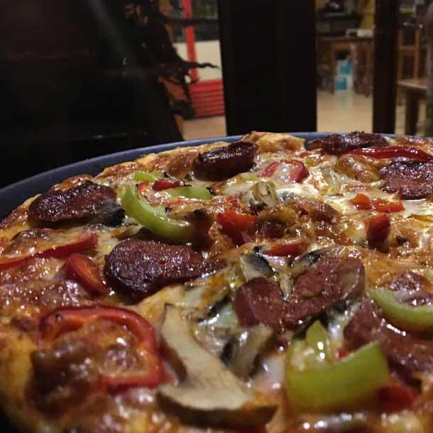 Sulugöz Pizza