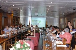 La Comisión de Segunda B, presidida por Marcelino Maté