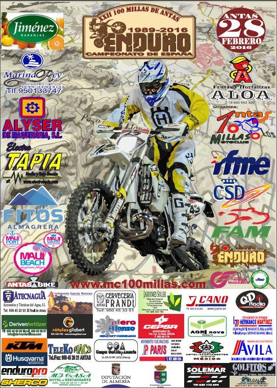 Cartel Enduro Antas 2016