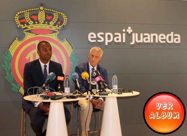 El Real Mallorca presenta el Espai Juaneda