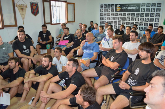 Entrenadores Futbol Base