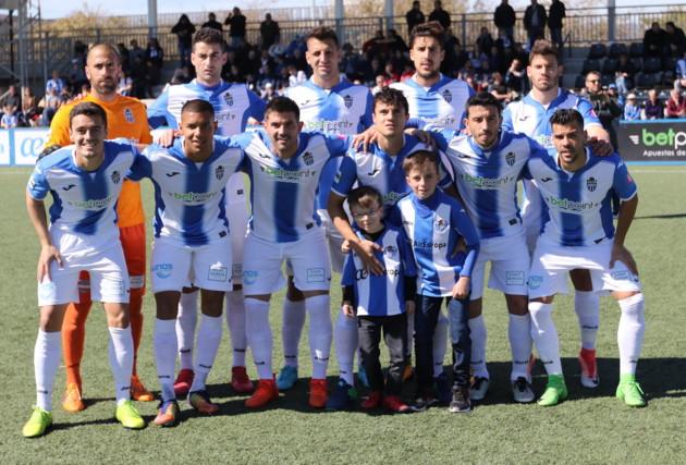 Atlético Baleares-Deportivo Aragón