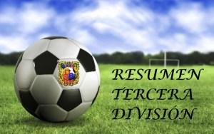 Resumen tercera division