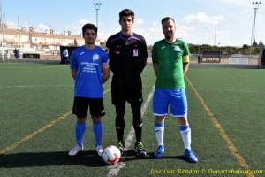 D. Marratxi VS San Roque