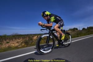 Rafa Babot Triathlon de Portocolom- (1)