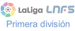 Horarios Primera División