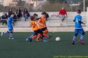 A. Marratxi Vs CD España-