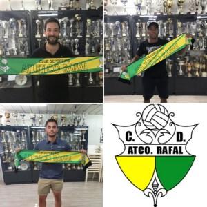 Eddy Valencia, Peque y Iván Soria
