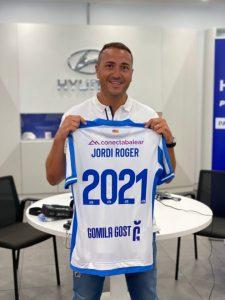 Presentación de Jordi Roger como entrenador del At Baleares (37)
