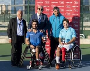 Campeonato de España MAPFRE de Tenis en Silla (Foto Alvaro Diaz RFET)