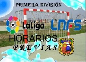 LNFS-PRIMERA-DIVISION-HORARIOS Y PREVIAS