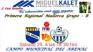 Ud Arenal, Club Recreativo La Victoria