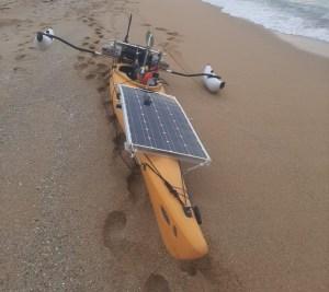 Vuelta a Baleares 2021-Kayak Solar