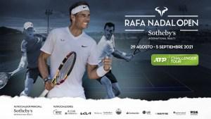 Imagen Rafa Nadal Open