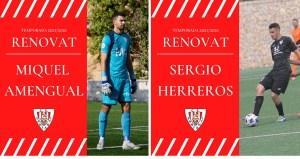 Miquel Amengual B y Sergio Herreros Martinez
