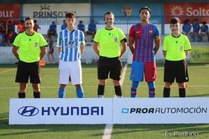 COPA LA SALLE AT BALEARES 0-1 FC BARCELONA