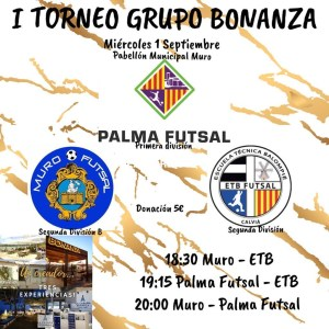 I trofeo Grupo Bonanza