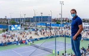 Rafa Nadal asiste al Rafa Nadal Open by Sotheby´s International Realty