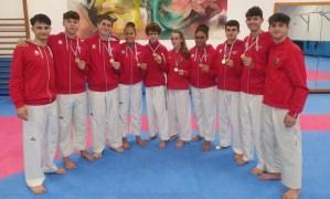 Baleares en el XX Open Internacional ciudad de Ribeira