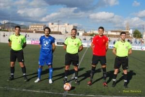 Binisalem vs Mallorca